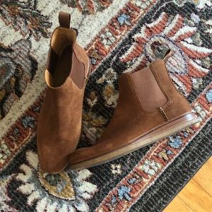 Sperry Gold Cup Crepe Chelsea Boots